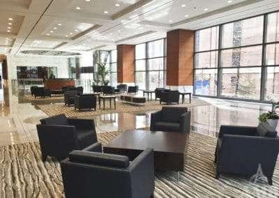 5 Houston Center – Lobby