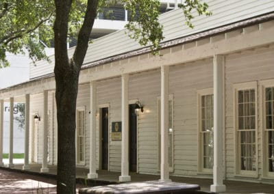 Heritage Society Canopy