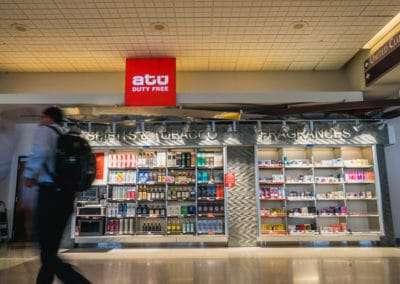 ATU Duty Free Kiosk – IAH Terminal A