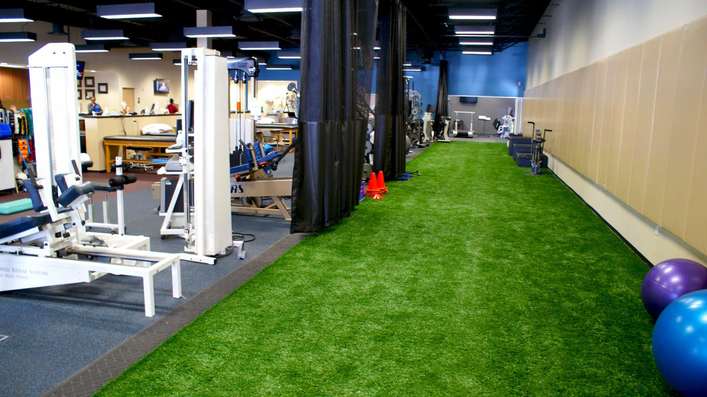 Memorial Hermann Sports Medicine & Rehab – Shepherd Square