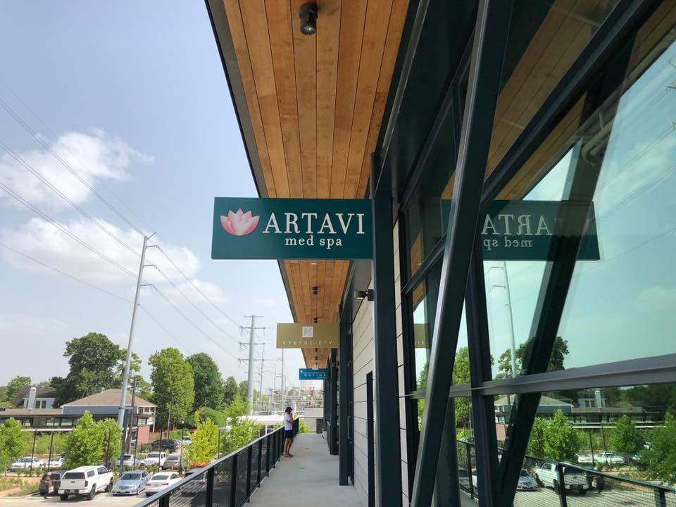 AMB Architects-Artavi Med Spa-2018-Signage