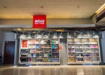 IAH – ATU Duty Free Kiosk – Terminal A