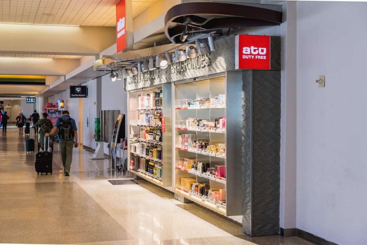 IAH- ATU Duty Free Kiosk - Terminal A