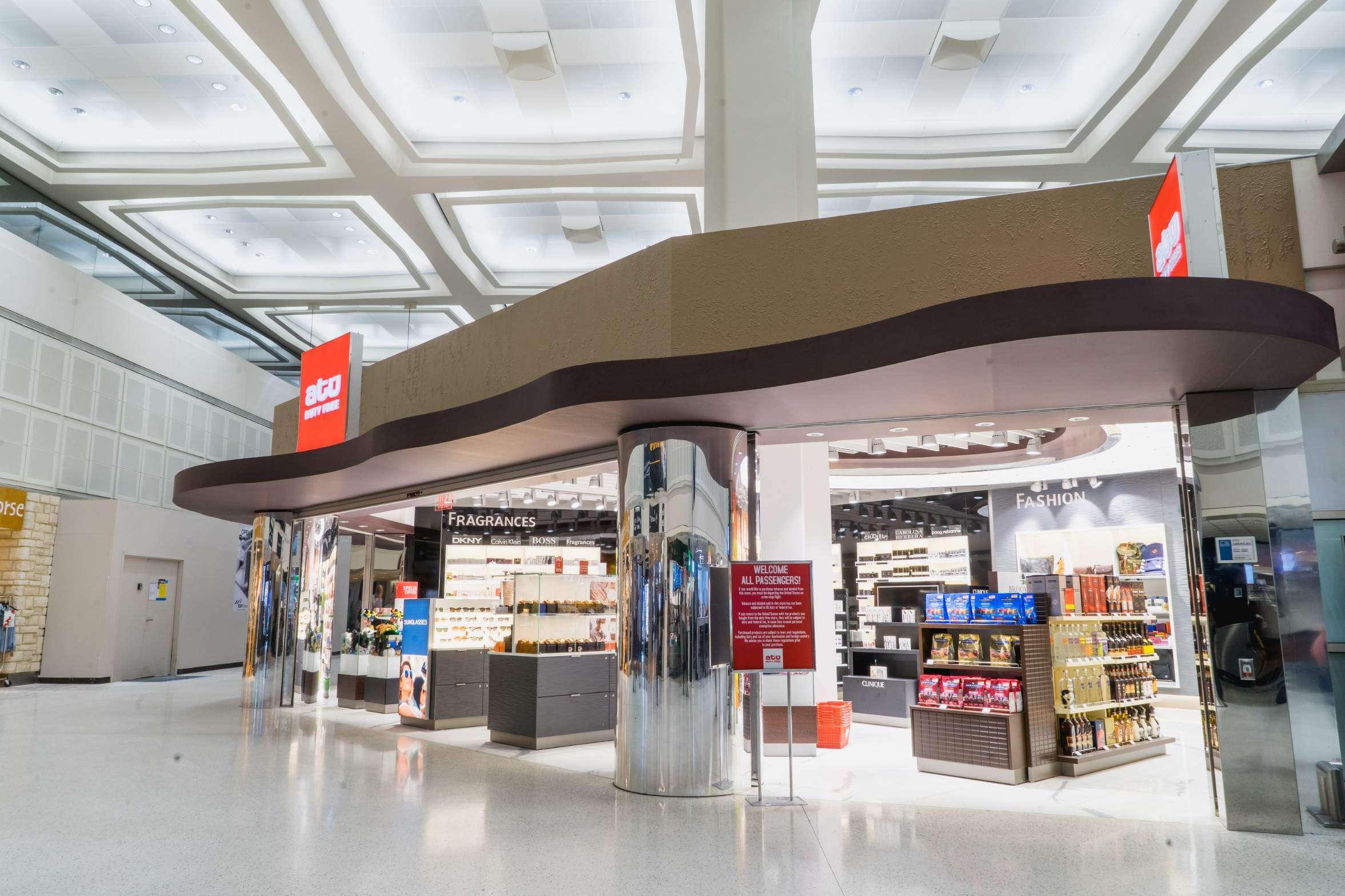 IAH - ATU Duty Free Terminal B