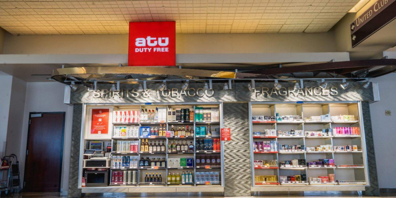 IAH - ATU Duty Free Kiosk - Terminal A